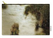 Flood Tide In The Salt Marsh Carry-all Pouch