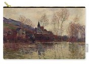 Floods At Giverny Carry-all Pouch