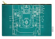 Floppy Disk Assembly Patent Drawing 1c Carry-all Pouch