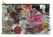 Flora And Fauna Carry-all Pouch