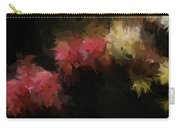 Flora Feathers Carry-all Pouch