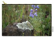 Flora On The Plateau Carry-all Pouch
