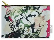 Floral #05 Carry-all Pouch