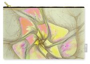 Floral 2-19-10-a Carry-all Pouch