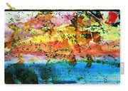 Rustic Landscape Abstract  D2131716 Carry-all Pouch