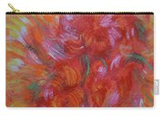 Floral Abstract, Sunshine Bouquet Carry-all Pouch