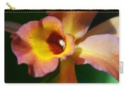 Floral Art - Intimate Orchid 3 - Sharon Cummings Carry-all Pouch