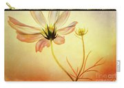 Floral At Dusk Carry-all Pouch