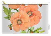 Floral Botanicals-jp3782 Carry-all Pouch