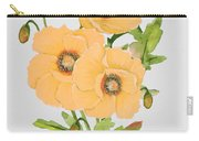 Floral Botanicals-jp3785 Carry-all Pouch