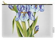 Floral Botanicals-jp3786 Carry-all Pouch