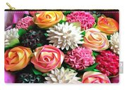 Floral Buffet Carry-all Pouch