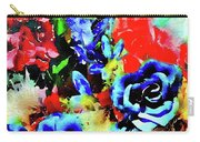 Floral Celebration Carry-all Pouch