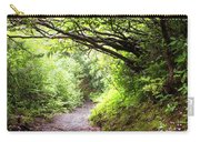 Floral Confetti On The Trail Carry-all Pouch