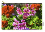 Floral Design 5 Dark Carry-all Pouch