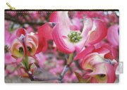 Floral Dogwood Tree Flowers Baslee Troutman Carry-all Pouch