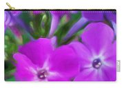 Floral Expression 2 021911 Carry-all Pouch by David Lane