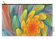 Floral Expressions 1 Carry-all Pouch