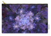 Floral Fantasy 1 Carry-all Pouch