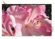 Floral Fine Art Prints Pink Rhodie Flower Baslee Troutman Carry-all Pouch