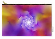 Floral Fractal 052210 Carry-all Pouch
