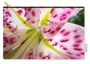 Floral Lily Flower Artwork Pink Calla Lilies Baslee Troutman Carry-all Pouch