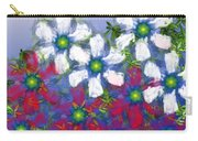 Floral Madness 2 Carry-all Pouch