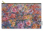 Floral Melody Carry-all Pouch