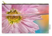 Floral 'n' Water Art 6 Carry-all Pouch