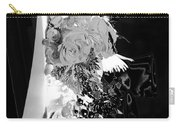 Floral No1 Carry-all Pouch