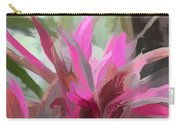 Floral Pastel Carry-all Pouch by Tom Prendergast