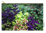 Floral Print 005 Carry-all Pouch