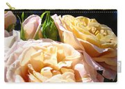Floral Roses Garden Art Prints Baslee Troutman Carry-all Pouch