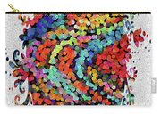 Floral Splash 2 Carry-all Pouch