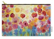 Floral Splendor II Carry-all Pouch