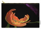 Floral Spring Tulips 2017 Abstract 01 Carry-all Pouch