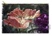 Floral Spring Tulips 2017 Pa 02 Carry-all Pouch