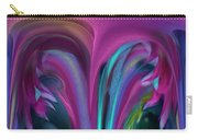 Floral Stalagtites Carry-all Pouch