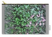 Floral Still Life -pastel Carry-all Pouch