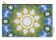Floral Sun Carry-all Pouch
