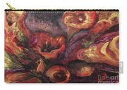 Floral Sun Worship Carry-all Pouch