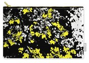 Floral Surprise Carry-all Pouch