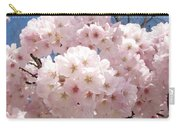 Floral Tree Blossoms Flowers Pink Art Baslee Troutman Carry-all Pouch