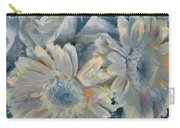 Floral Vegged Out Wow Carry-all Pouch