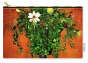 Floral Wall Arrangement Carry-all Pouch