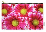 Floral Wallpaper Carry-all Pouch
