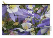 Floral3 Carry-all Pouch
