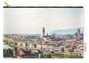 Florence Italy Carry-all Pouch