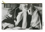 Florence Nightingale, English Nurse Carry-all Pouch by Science Source