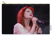Florence Welch Singer Of Florence And The Machine Performing Live - 002 Carry-all Pouch